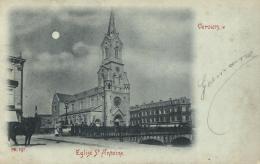 BELGIQUE - LIEGE - VERVIERS - Eglise St. Antoine. - Verviers