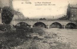 BELGIQUE - LIEGE - VERVIERS - Le Pont D'Andrimont Surnommé Pont D'Al Cutte. - Verviers
