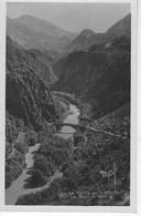 CPSM 05 ( Hautes Alpes ) - La Route Du LAUTARET - Le Pont D'AURIS - France