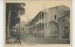 GUADELOUPE - BASSE TERRE - La Gendarmerie - Basse Terre