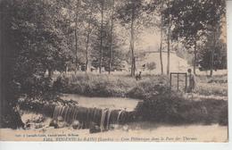 LANDES - EUGENIE LES BAINS - Coin Pittoresque Dans Le Parc Des Thermes - Morcenx