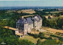 40) POYANNE : Vue Aérienne Sur Le Château - France