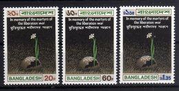 Bangladesh 1973 Memory Of The Martyrs Of The Liberation War MNH - Bangladesh