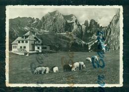 VIGO DI FASSA- RIFUGI- RIFUGIO CIAMPEDIE - Trento