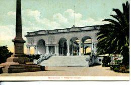 N°1434 A -cpa Montevideo -hospital Italiano- - Uruguay