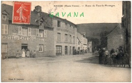 87 NEDDE - Route De Faux-la-Montagne - Frankrijk