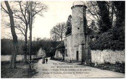 91 Environs De BRUNOY - JARCY - Vieille Tour De L'abbaye Où Fut Enfermée Jeanne De Toulouse - Autres Communes