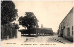 91 VARENNES-JARCY - Maison Malingre Et La Place - France