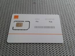 Belgium - Mint Phonecard Orange - Belgium