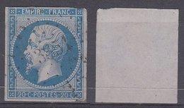 PC 3851 Sur 14 - AMANCE (Haute-Saône) - Marcofilie (losse Zegels)
