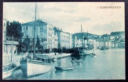 Croatia / Hrvatska: Lussinpiccolo (Mali Losinj), Port - Croatia