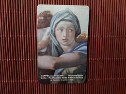 Vatican  Phonecard SCV 6 (Mint,Neuve)  Rare - Vatican