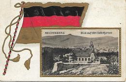 1917 - LIBEREC, Reichenberg,  Gute Zustand, 2 Scan - Czech Republic