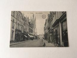 Ieper  Ypres  Rue Au Beurre  Edit Bertels N° 4 - Ieper