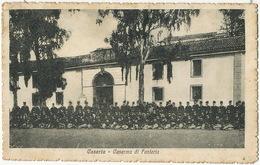 Caserta Caserma Di Fanteria Edit Luigi Bottono Envoi à 8 Eme Zouaves  SP 109 WWI Près Boves Somme - Caserta