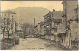 Carte Postale Ancienne De TENAY-l'Albarine - Autres Communes