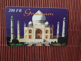 Prepaidcard Granam Belgium 200 Bef  Used - Belgium