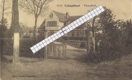 "CALMPTHOUT-KALMTHOUT ""HEUVELHOF""HOELEN 9591 UITGIFTE 02.06.1927 TYPE 9 - Kalmthout"