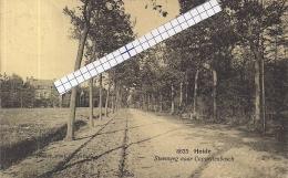 "CALMPTHOUT-KALMTHOUT ""STEENWEG NAAR CAPPELLENBOSCH""HOELEN 8635 UITGIFTE 03.02.1922 TYPE 6 - Kalmthout"