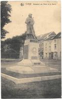 Limal NA3: Monument Aux Morts De La Guerre - Wavre