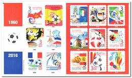 Thailand 2016, Postfris MNH, Euro Goals - Thailand