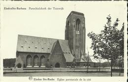 Eisden Ste - Barbara -- Parochialekerk Der Tuinwijk     (2 Scans) - Maasmechelen