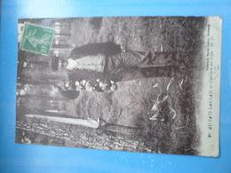 Carte Postale Au Pays Landais, Cueillette Des Cèpes - Farmers