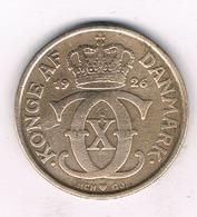 1 KRONE 1926 DENEMARKEN /3453G/ - Denmark