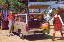 Peugeot 404 Break  -  1968  -  15 X 10 Cms PHOTO - Cars
