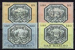 San Marino 1972 // Mi. 999/1002 ** (024..428) - Ungebraucht