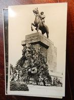 17578) SMYRNE IZMIR ATA TURK MONUMENTO CON CORONE VIAGGIATA 1954 - Turchia
