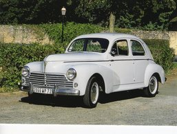 Peugeot 203 Berline  -  1958  -  15 X 10 Cms PHOTO - KFZ