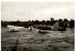 MILES MAGISTER   16 * 12  CM Aviation, AIRPLAIN, AVION AIRCRAFT - Aviación
