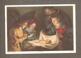 SACRA FAMIGLIA  SANTINO CARTOLINA - Devotion Images