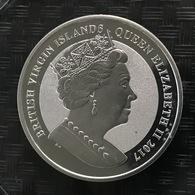 British Virgin Islands 1 Dollar 2017 - Silver - Iles Vièrges Britanniques