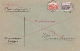 Deutsches Reich Brief 1932 - Deutschland