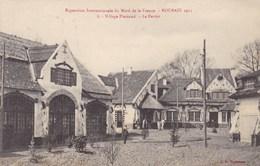 Roubaix, Exposition Internationale Du Nord De La France 1911, Village Flamand (pk47674) - Roubaix