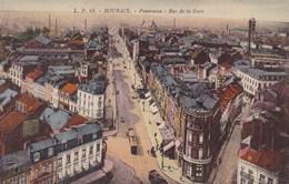 Roubaix, Panorama, Rue De La Gare (pk47675) - Roubaix