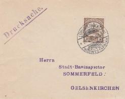 Deutsches Reich DSWA Brief 1907 - Kolonie: Deutsch-Südwestafrika