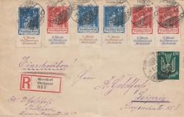 Deutsches Reich R Brief 1923 - Deutschland