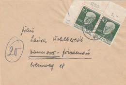 Berlin Brief 1953 - Berlin (West)