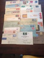 Kleine Sammlung / Collection 100 Briefe Und Postkarten Mit Gute Dienstpost, Propaganda, Zeppelin Usw - Lots & Kiloware (max. 999 Stück)