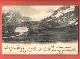 DA10-28 Simplon L'Hospice. Précurseur. Circulé En 1902. Photoglob 20 - VS Valais