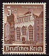 DEUTSCHES REICH Mi. Nr. 751 ** (A-5-8) - Allemagne