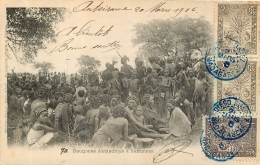 BOURJANES ANTANDROYS A SANAMENA 1906 - Madagascar
