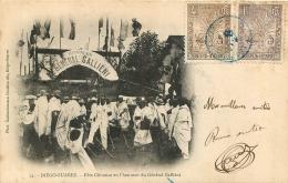 DIEGO SUAREZ  FETE CHINOISE EN L'HONNEUR DU GENERAL GALLIENI - Madagascar