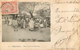 DIEGO SUAREZ  MARCHE PUBLIC DU CAP DIEGO - Madagascar