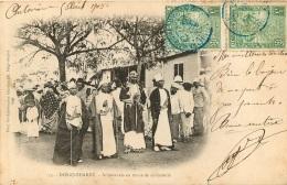 DIEGO SUAREZ  ANJOUANAIS EN TENUE DE CEREMONIE - Madagascar