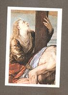 CROCIFISSIONE Particolare MARIA DI MAGDALA  / JACOPO BASSANO SANTINO - Devotion Images