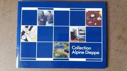 Brochure Publicitaire  ALPINE Collection  Dieppe   Très Beau Papier Epais Glacé - Renault